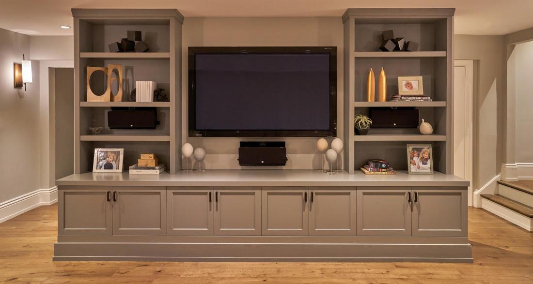 basement-tv-stand-gladwyne-pa