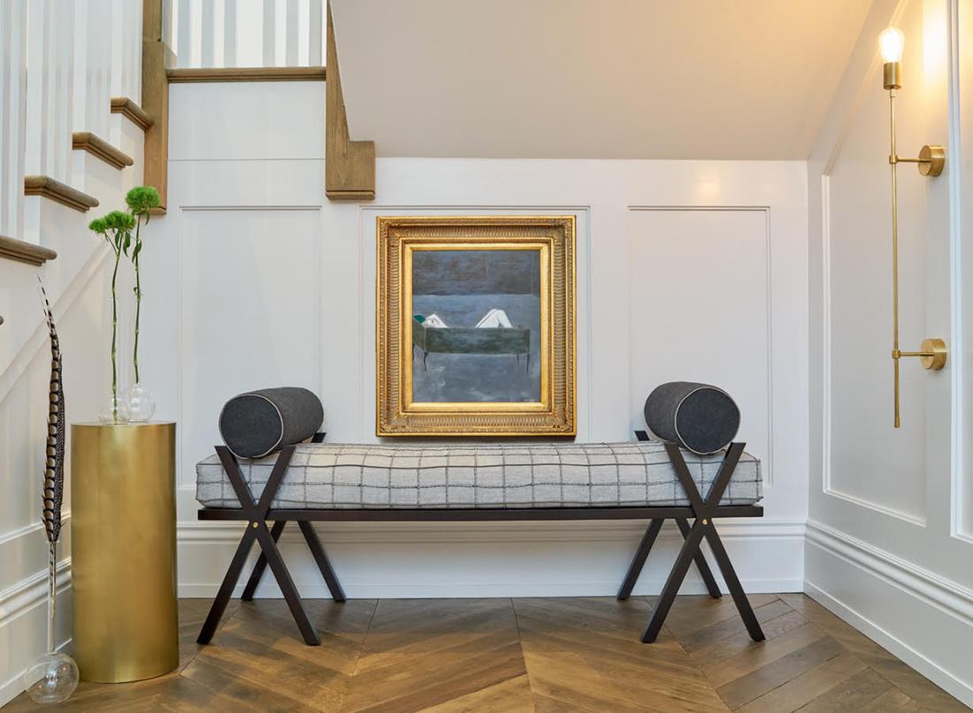foyer-reading-nook-bench-gladwyne-pa
