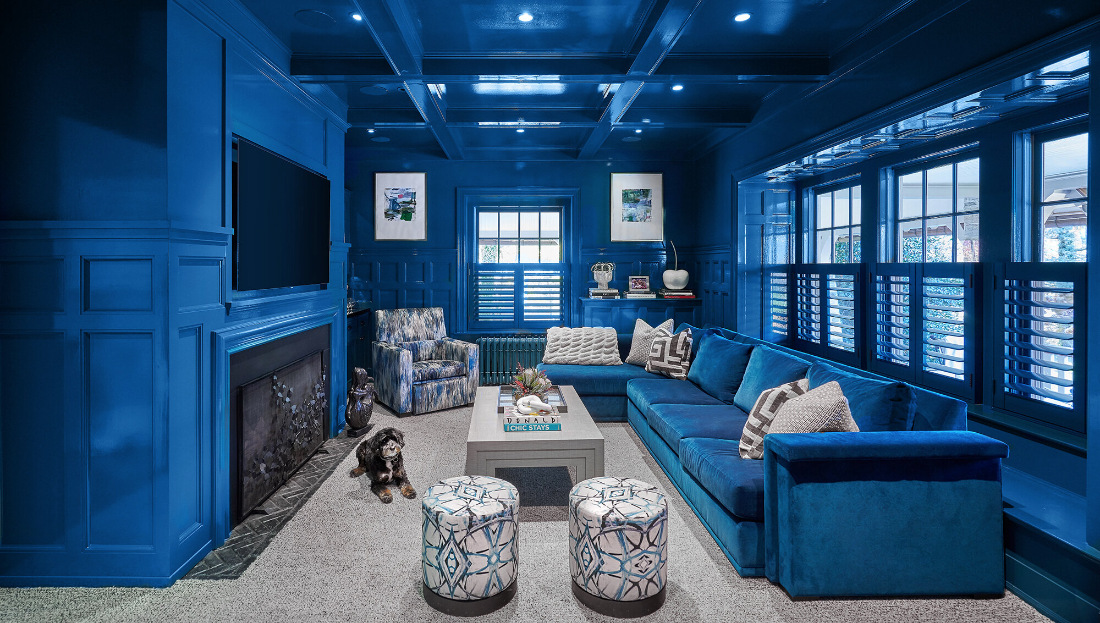 lacquered-blue-family-room-wayne-pa