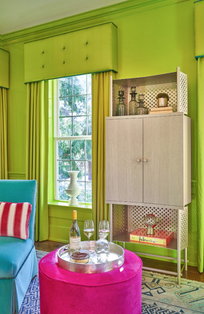 living-room-lime-green-window-treatments-fuller-interiors