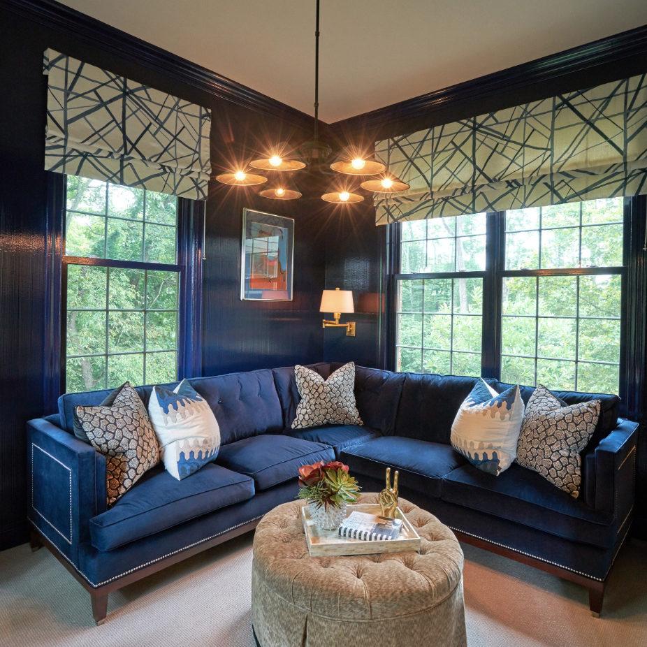 office-interior-design-blue-couch-malvern-pa