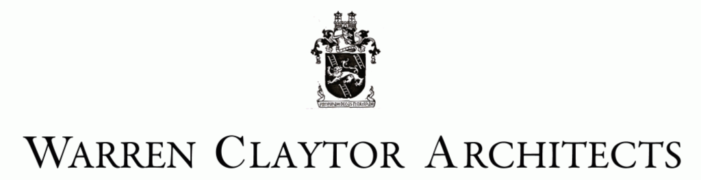Warren Claytor Architects Logo Main Line Pa