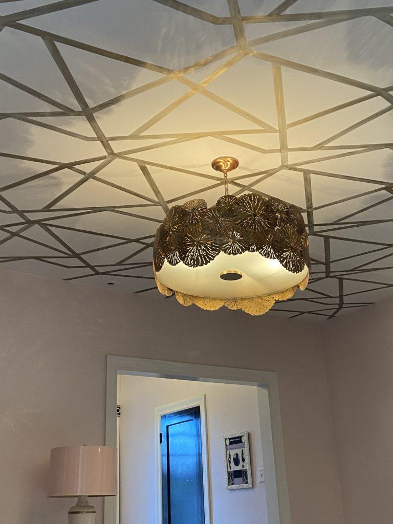 Painted Finish Ceiling Design Fuller Interiors