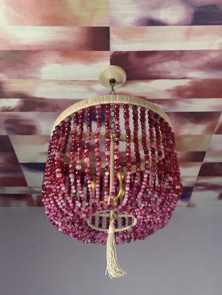 Wallpaper On Ceiling Fuller Interior Design